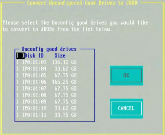 CiscoUCS - Remove RAID 3