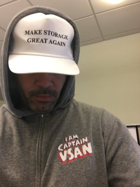 Make Storage Great Again